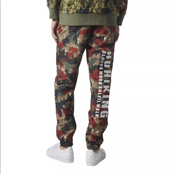 3665cd9ddb07c Adidas x Pharrell Williams HU Human Race Pants